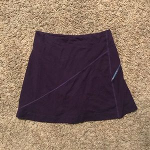 Anthropologie Title Nine Athletic Mini Skirt